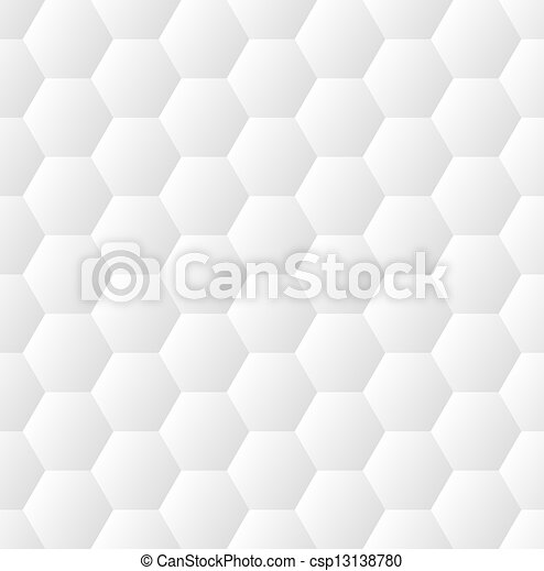 Patrón blanco - csp13138780