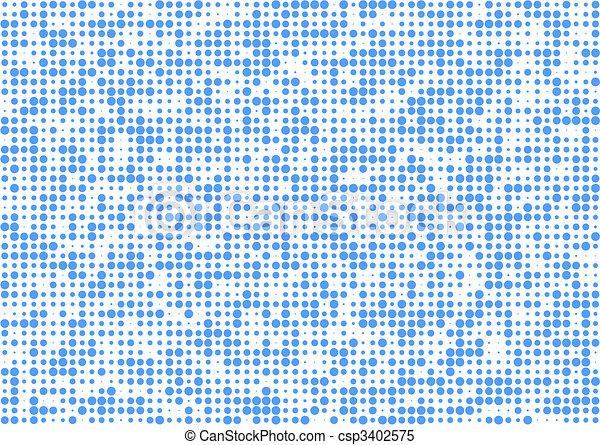 patrón, círculo - csp3402575