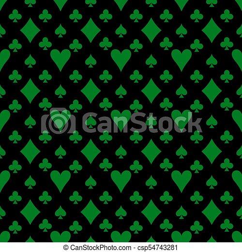 Patrón sin costura - csp54743281