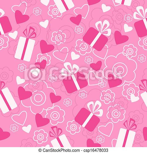 Dia de San Valentín - csp16478033