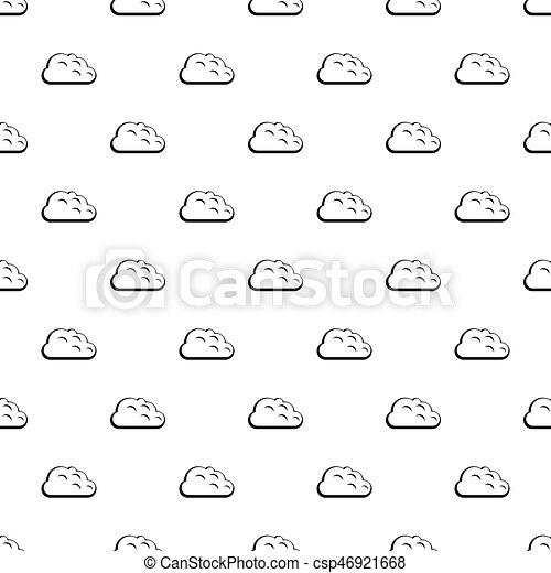 Vector de patrones de nieve - csp46921668