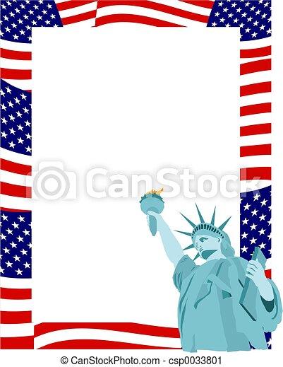 Frontera patriótica - csp0033801