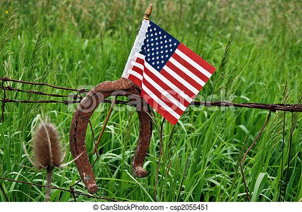 patriótico, pasto - csp2055451