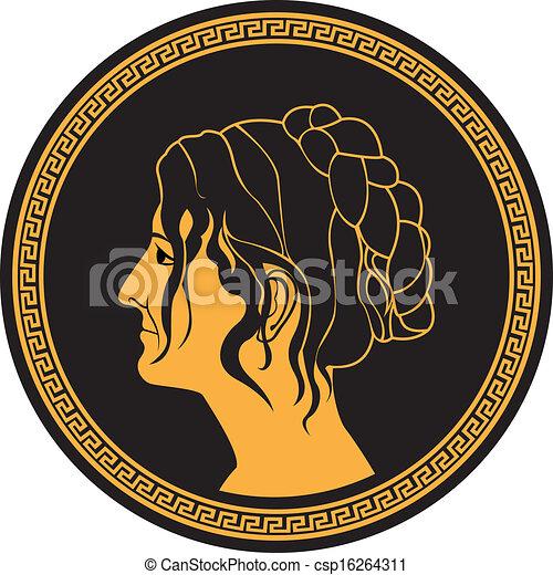 patrician, プロフィール, 女性 - csp16264311