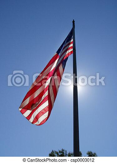 Patriotic Glow - csp0003012