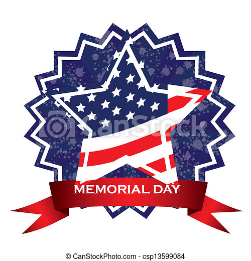 Patriotischer Hintergrund - csp13599084