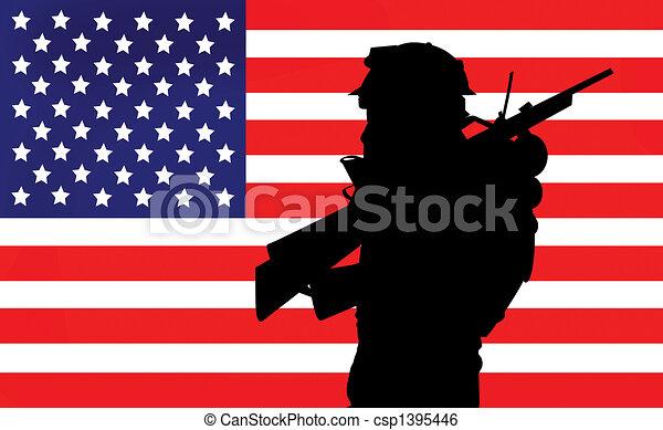 Patriotism - csp1395446