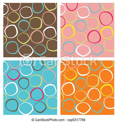 Patrones sin color - csp5317766
