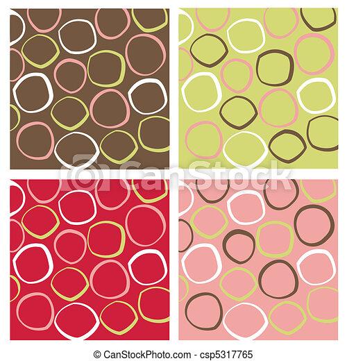 Patrones sin color - csp5317765