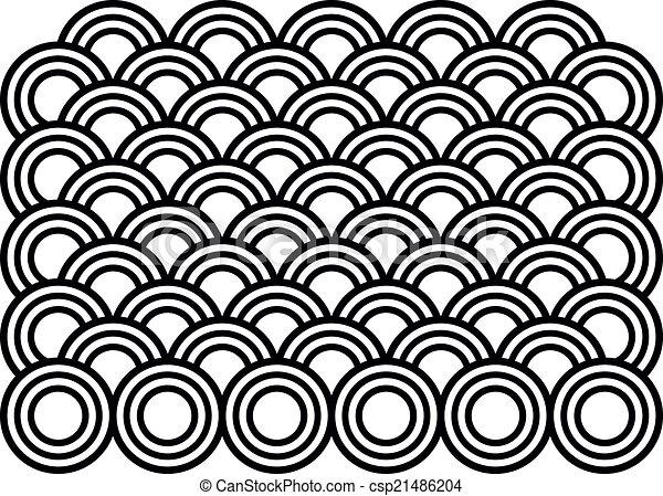 pattern circles - csp21486204
