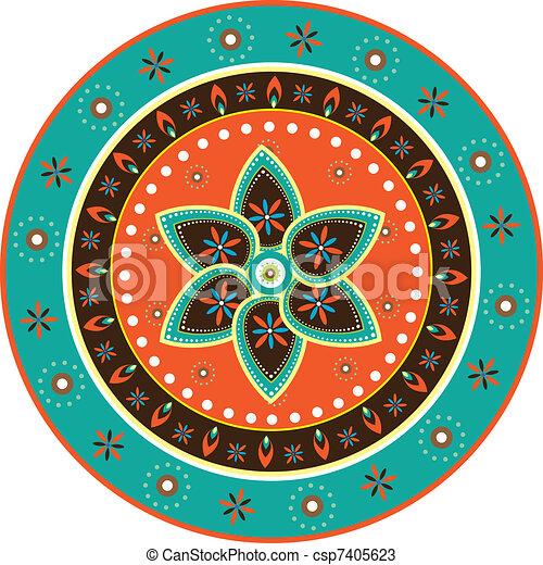 Pattern - csp7405623