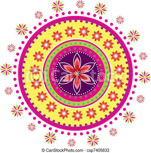 Pattern  - csp7405633