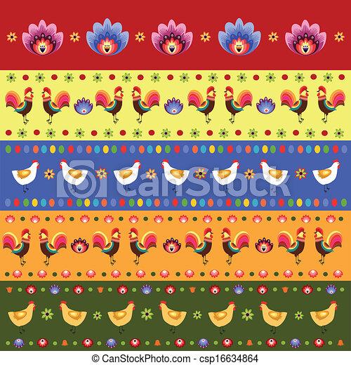 Pattern Folk - csp16634864