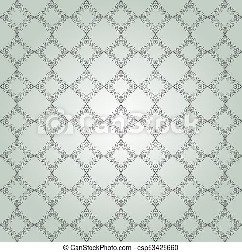 Pattern from black frame - csp53425660