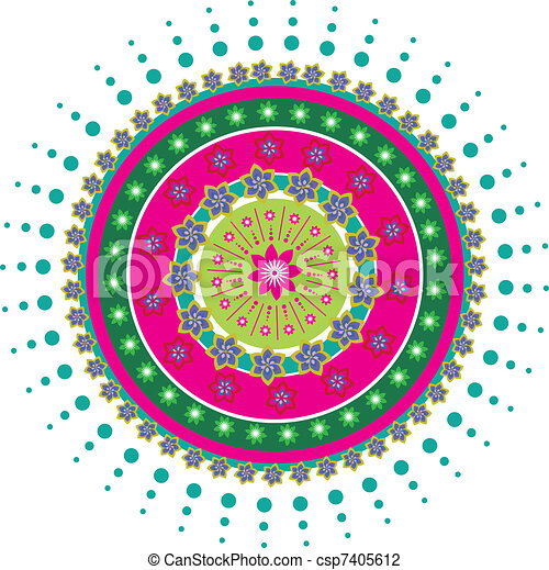 Pattern - csp7405612