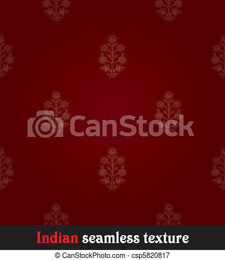 pattern-Indian - csp5820817