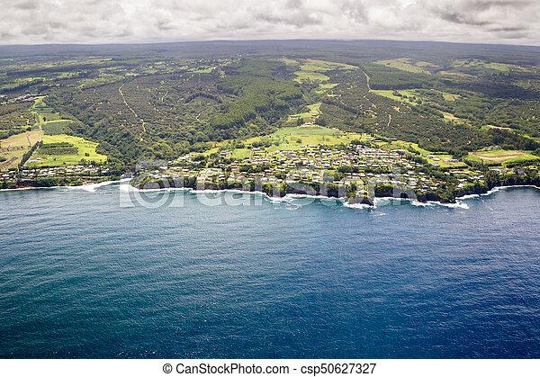 Paukaa, Big Island, Hawaii - csp50627327