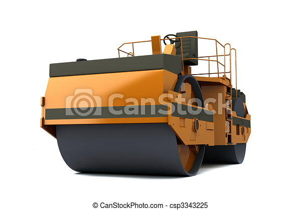 Paver machine - csp3343225