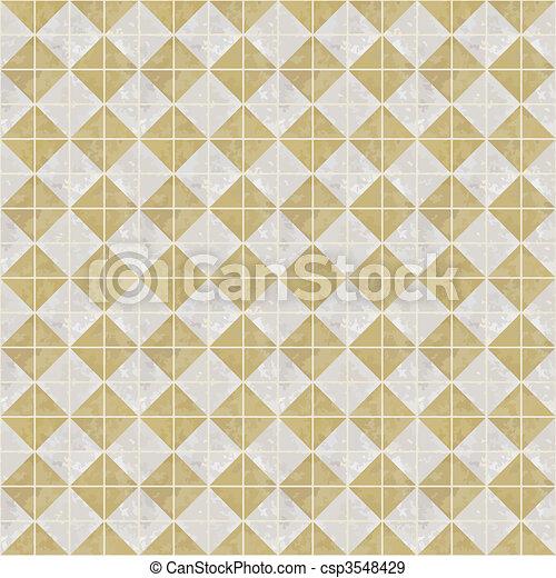 pavimento, marmo - csp3548429