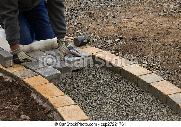 paving work - csp27221761