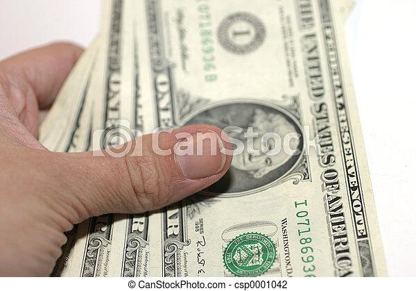 Paying Cash - csp0001042