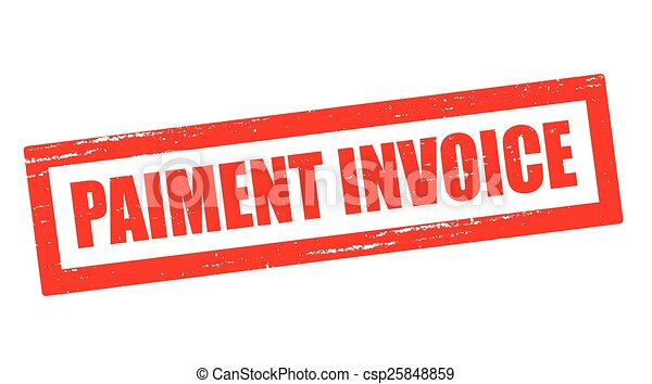 Payment Invoice Stamp With Text Payment Invoice Inside Vector - Invoice stamp
