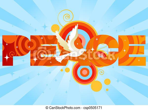 Paz - csp0505171