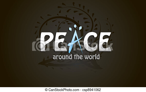 Paz - csp8941062
