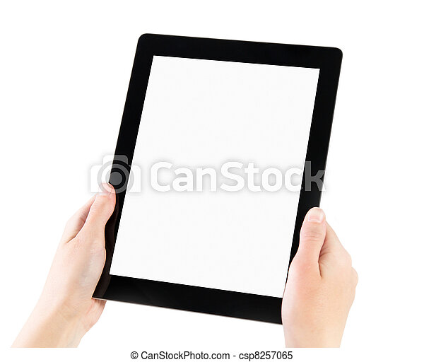 pc, 電子, 保有物, タブレット - csp8257065