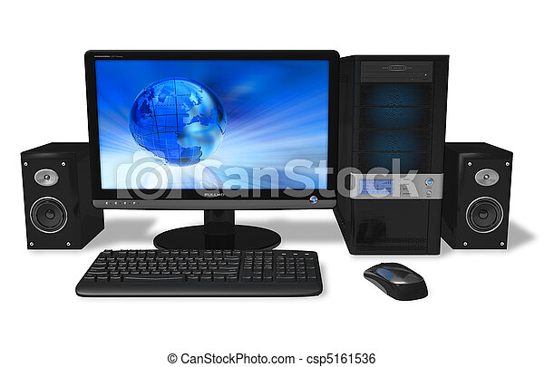pc, desktop - csp5161536