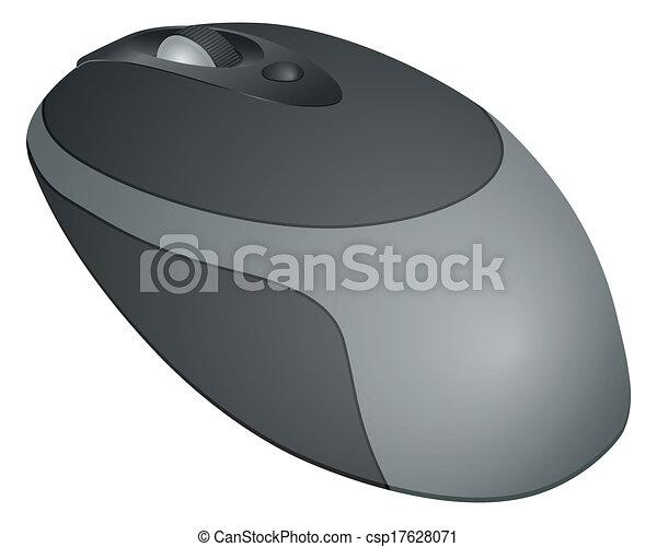 PC mouse - csp17628071