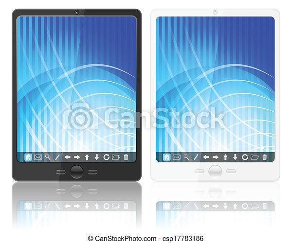 PC tablet - csp17783186