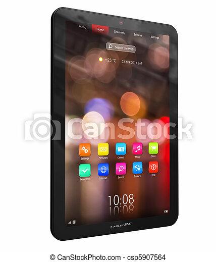 Tablet PC - csp5907564