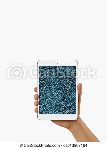 Tablet PC - csp13907184