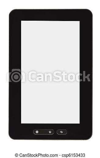pc, tablette, vide - csp6153433