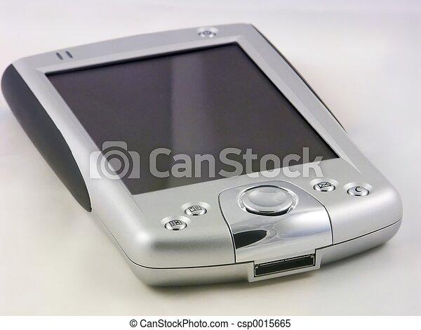 PDA over white - csp0015665