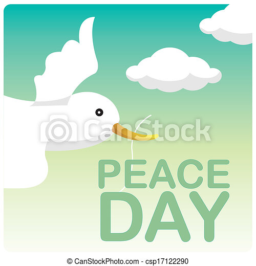 peace day - csp17122290