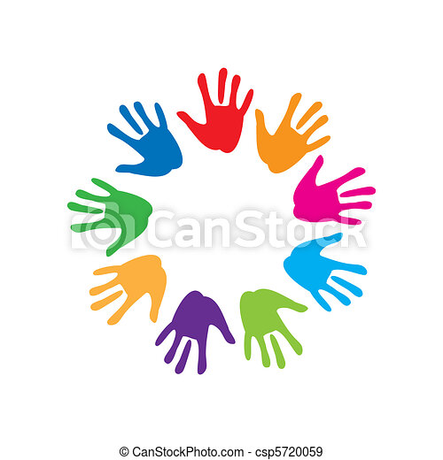 Manos de la paz - csp5720059