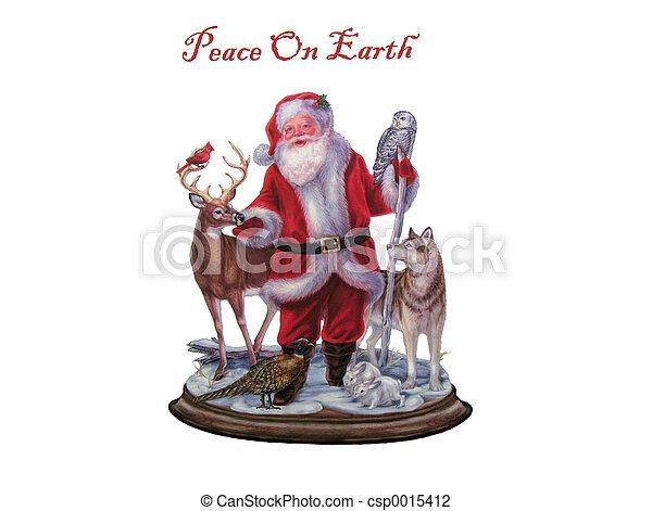 Peace On Earth - csp0015412