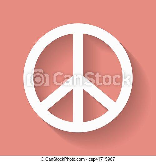 Peace Sign Hippie Symbol Of Peace