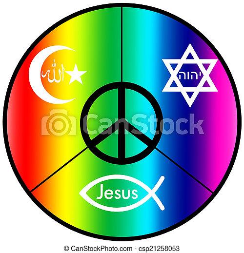 peace - csp21258053