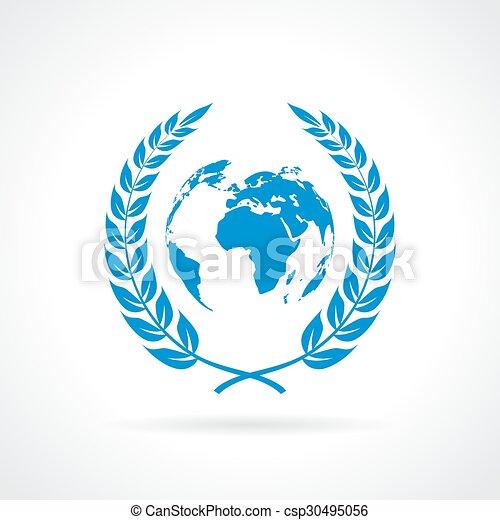 Peace Symbol Peace Vector Symbol