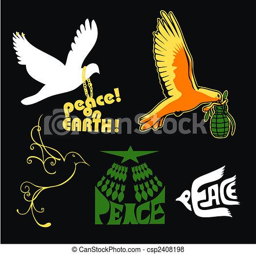peaceful element  - csp2408198