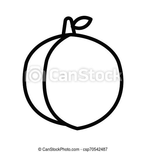 peach - csp70542487