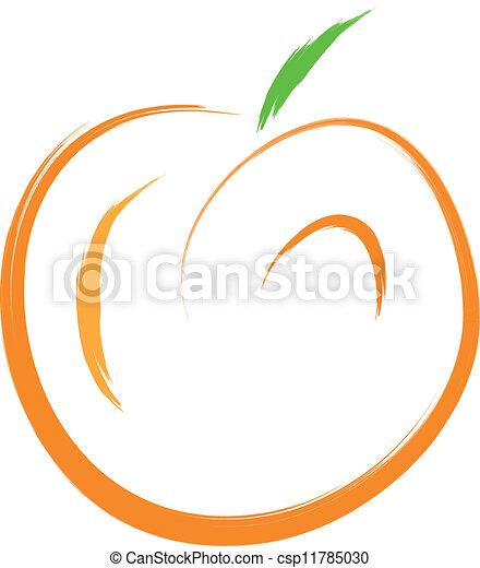 peach - csp11785030