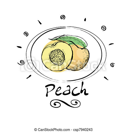 peach - csp7940243
