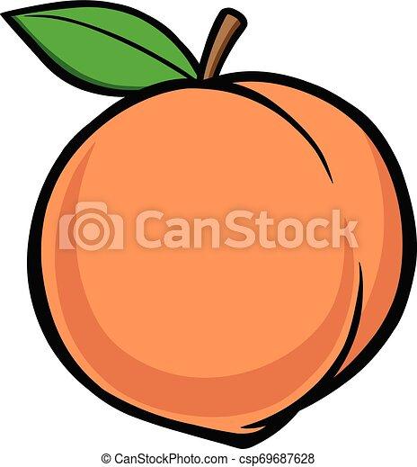 Peach - csp69687628
