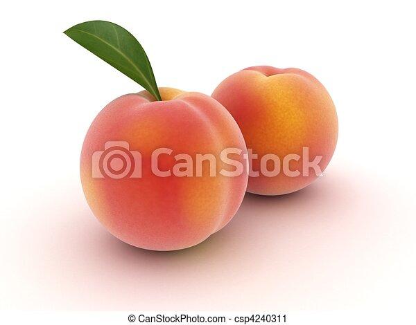 peaches - csp4240311
