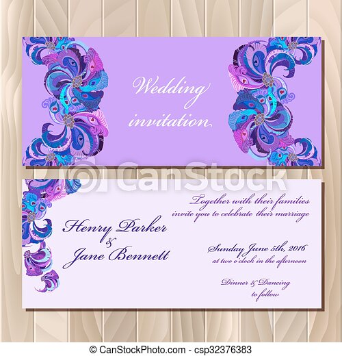 photo relating to Printable Backgrounds called Pea Feathers wedding ceremony invitation card. Printable Vector example
