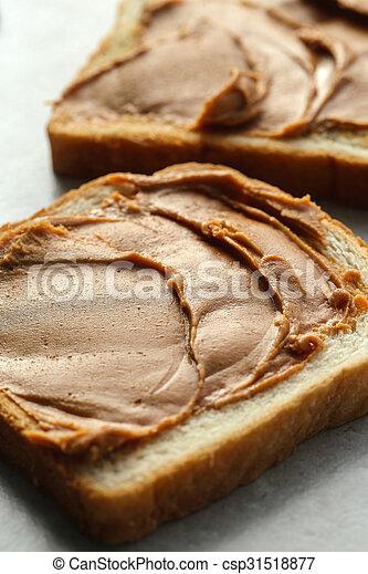 Peanut butter - csp31518877